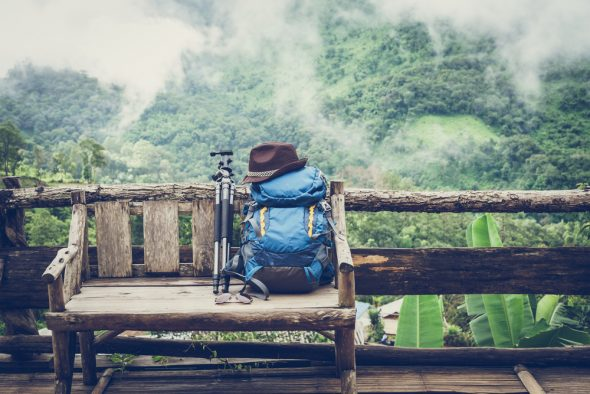 How to Master the Art of Travelling Light