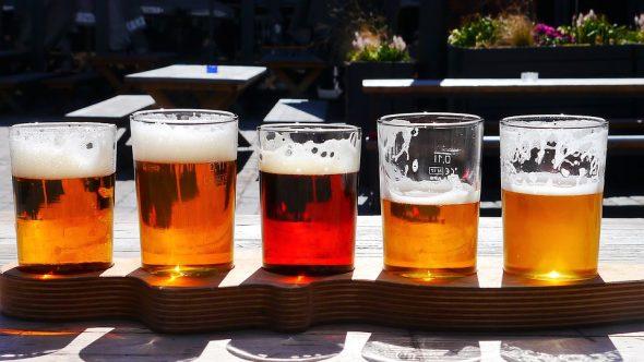 Drinking in Newcastle