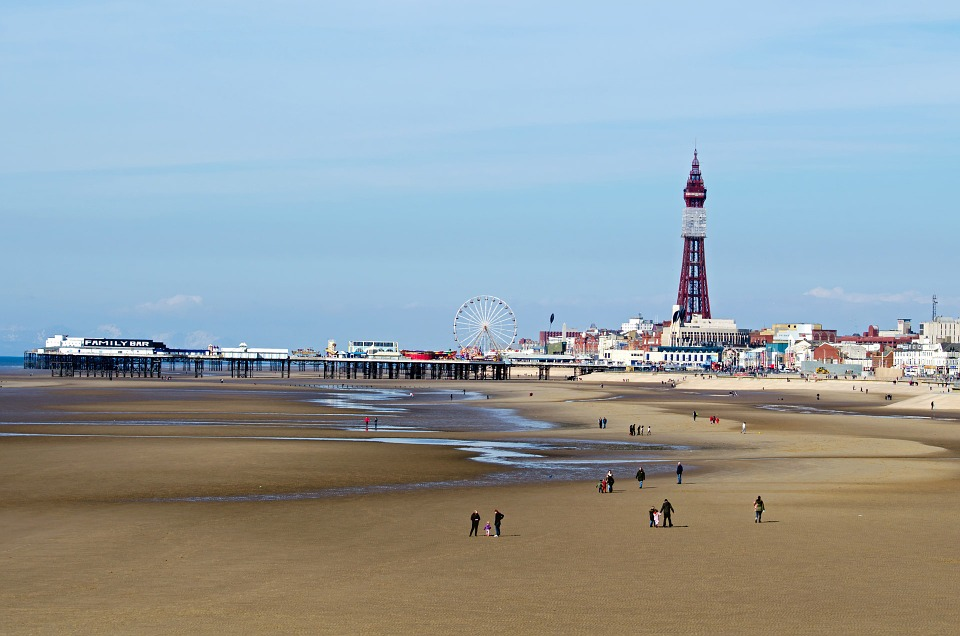 Why your next school trip should be to The Blackpool Tower