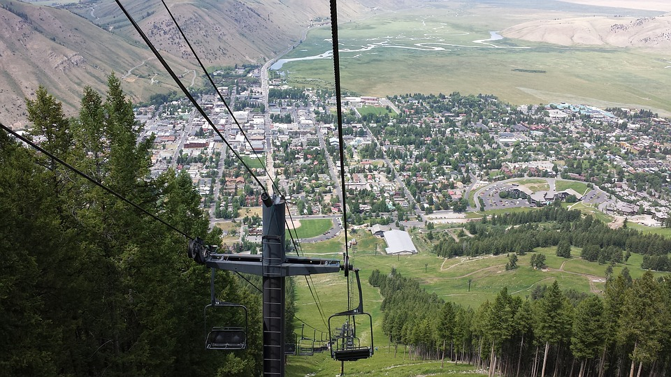 Top Five Things to Do in Jackson Hole