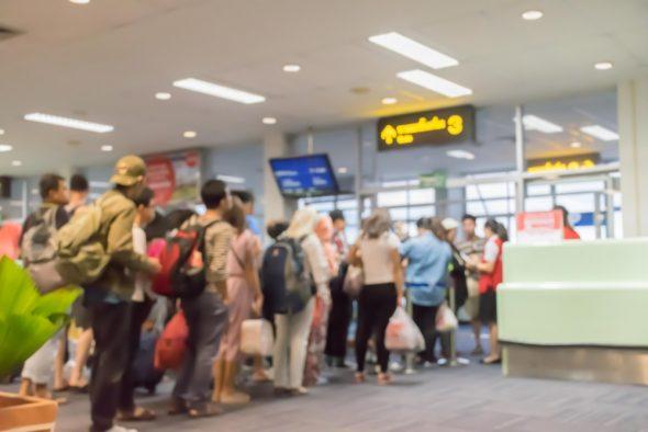 Interesting Airport Customs Experiences