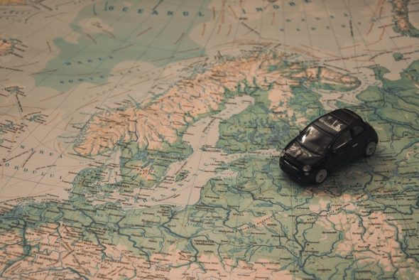Top Tips to driving Abroad