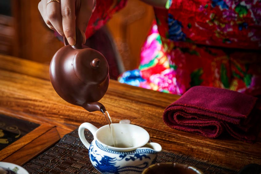 Chinese Tea Culture's Influence on America