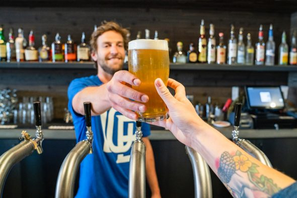 Is brewing your own beer healthy?
