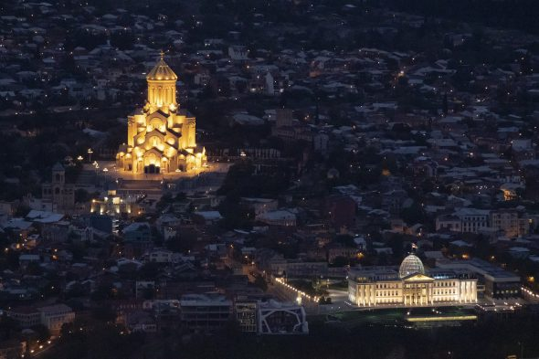 Active Rest, Entertainments and Night Life of Tbilisi