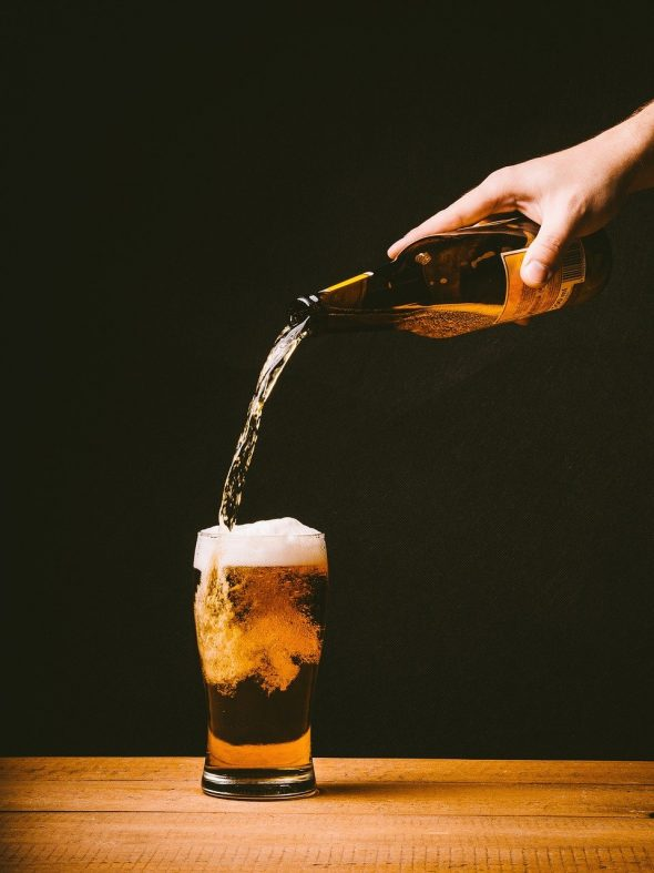 Beer and Nitrogen—How Are They Related?