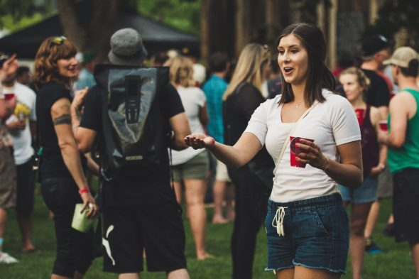 Festival Park Event Essentials to Pack in Your Day-Bag